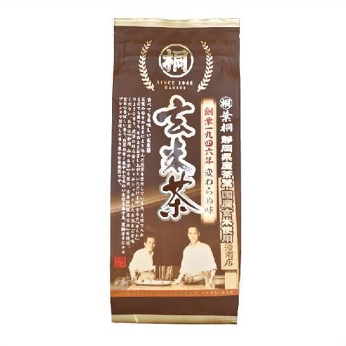 マル桐玄米茶