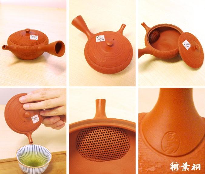 常滑焼の急須通販 | お茶屋おすすめの使いやすくおしゃれな茶器です。