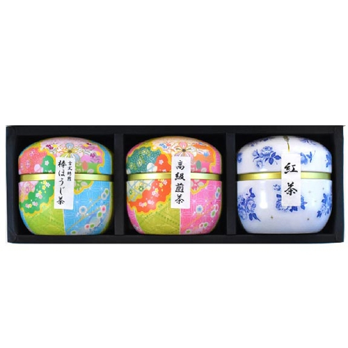 鈴子缶3個