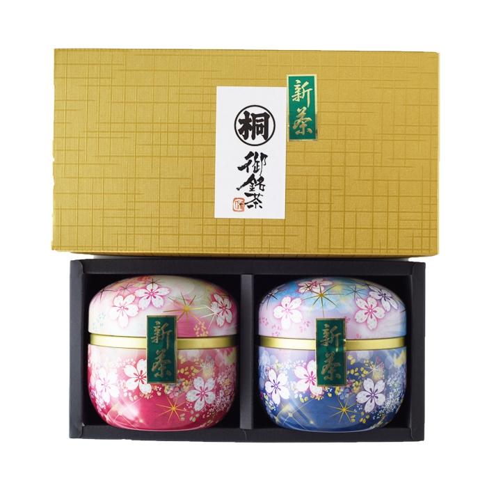 """鈴子缶静岡丸子新茶2個セット"""""""