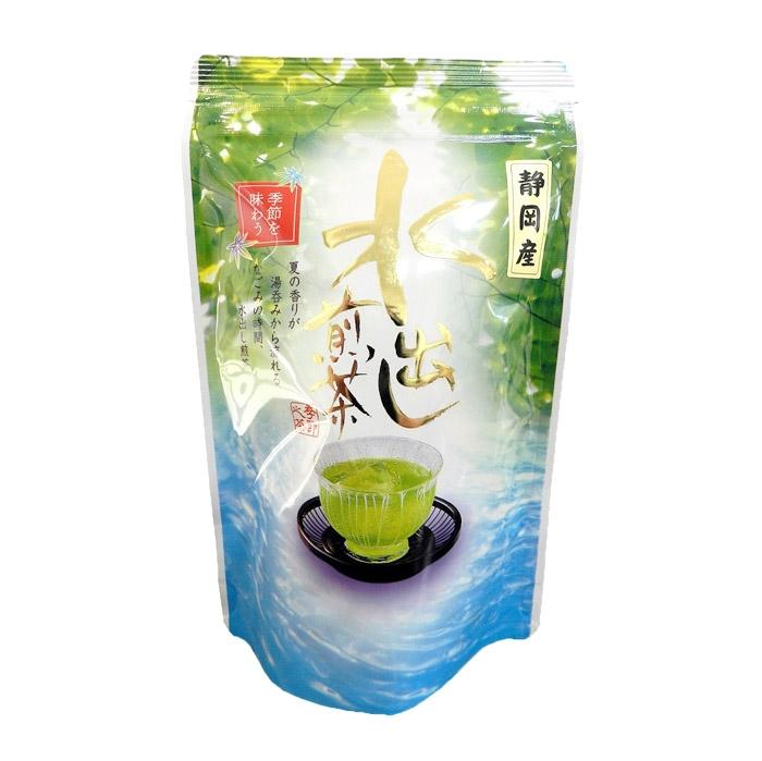 静岡産水出し煎茶ティーバッグ