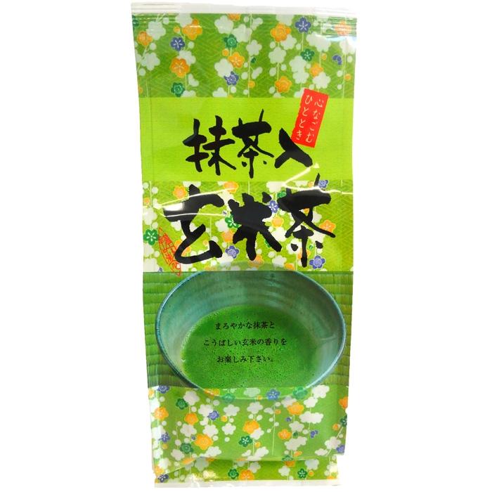 静岡抹茶入り玄米茶150g