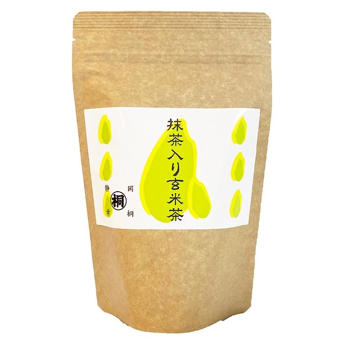 抹茶炒り玄米茶