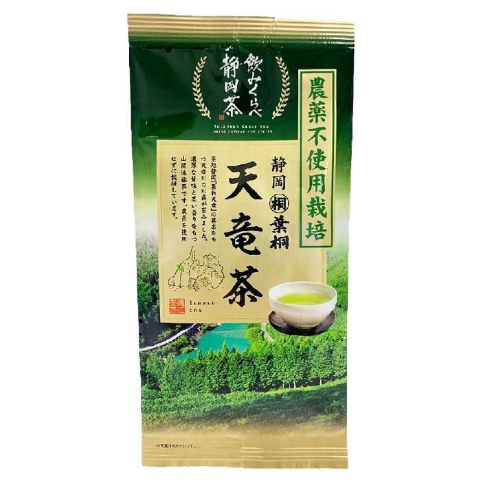 農薬不使用栽培天竜茶