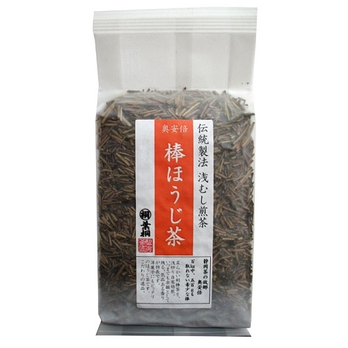 100g奥安倍棒ほうじ茶