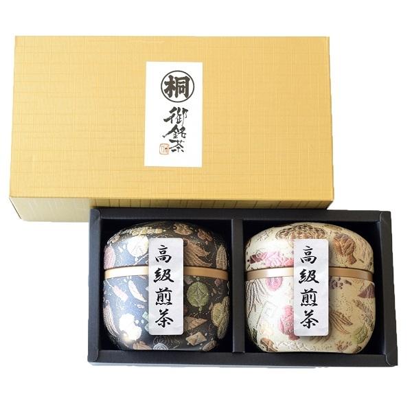 高級鈴子缶2個セット
