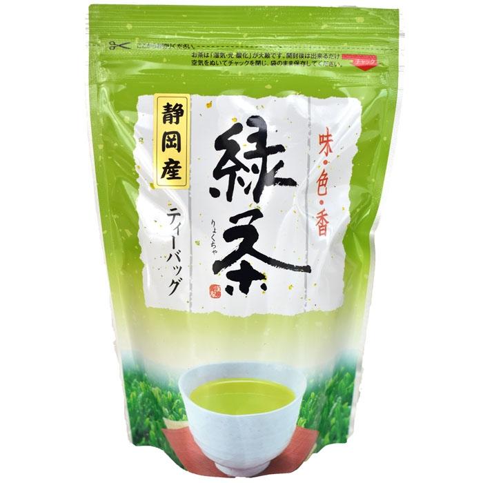 静岡緑茶ティーバッグ